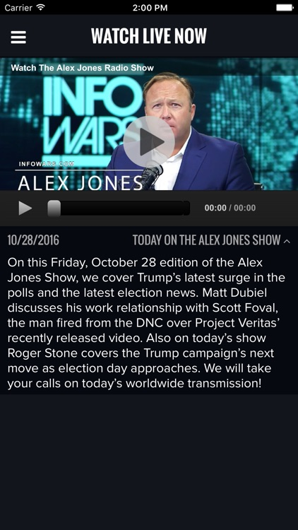 Infowars PRIME screenshot-3