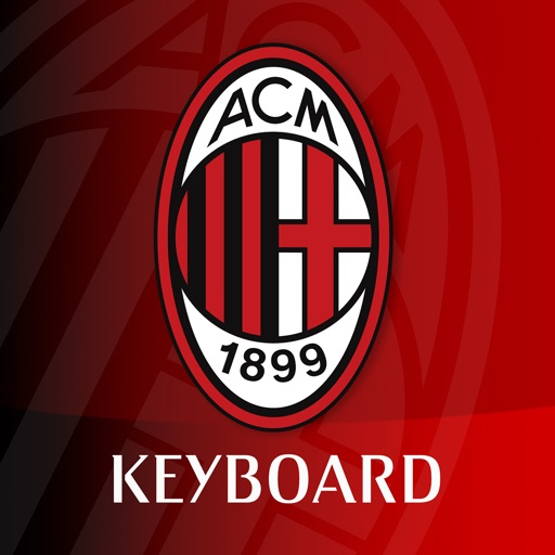 AC Milan Official Keyboard