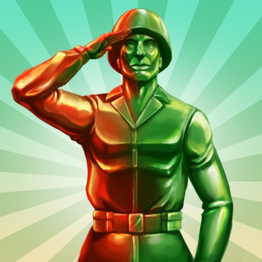 Toy Wars: Story of Heroes- Army Games for Children