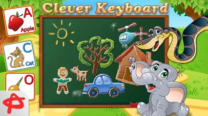 Clever Keyboard: ABC Learning Game For Kids screenshot 7
