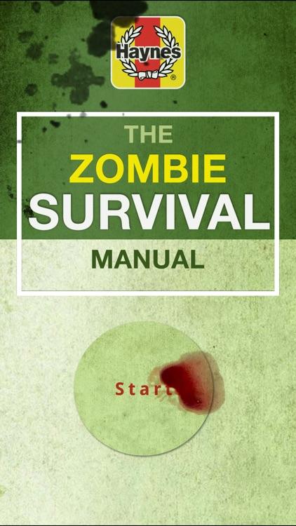Haynes Zombie Survival Manual