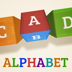 Activities of Alphabet for Kids - Learn with Cubes