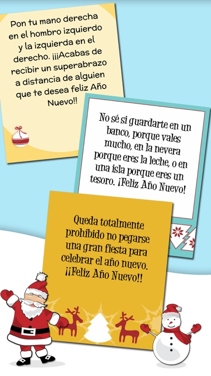 christmas new year funny messages in spanish by tramboliko games