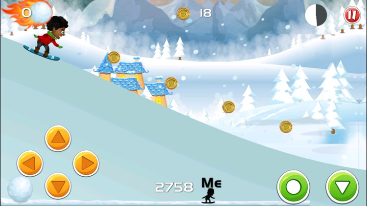 Bro-Ski screenshot-4