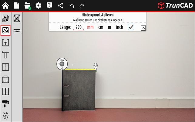 TrunAPP Screenshot