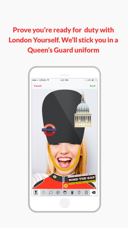 Londonmoji - London emoji-stickers! screenshot-3