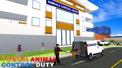 Animal Control Van Simulator & Truck Steering Game screenshot four