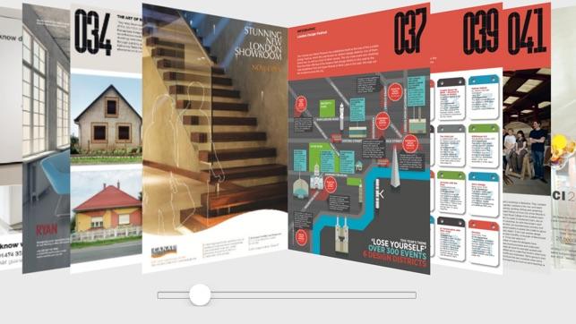 Blueprint magazine on the app store malvernweather Choice Image
