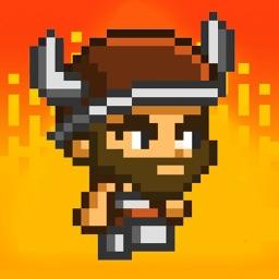 Lord Viking Swing Endless Swinger Ragnar Games