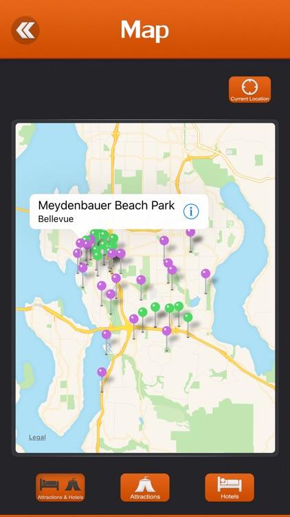 Bellevue Visitor Guide screenshot-3