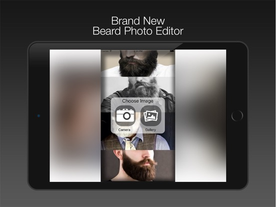 Beard Photo Editor Booth Screenshot 8