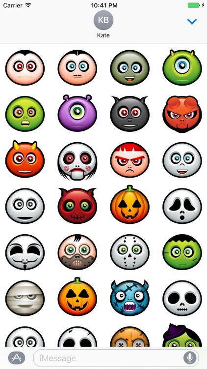 Dracula Halloween Emoji