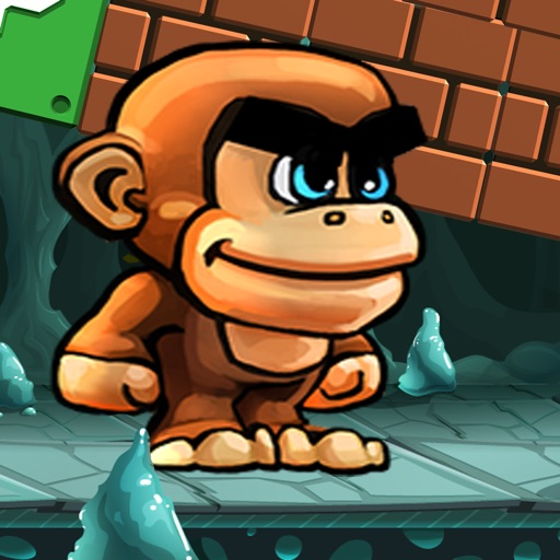 Monkey Kong world - The legend