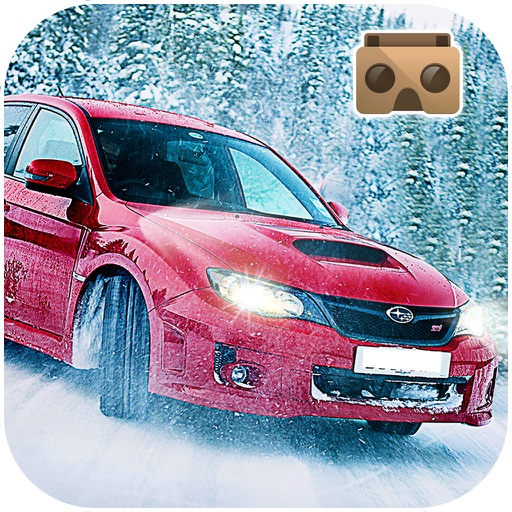 Vr Snow Drift King : New Free Racing Game