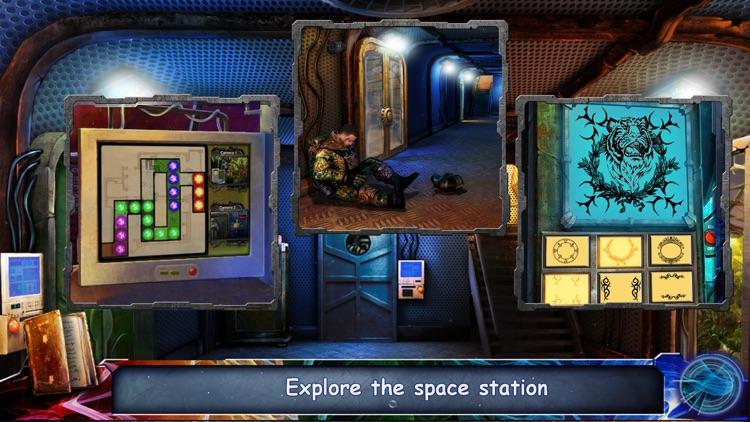Legends of Space screenshot-4