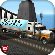 Transporter Truck: Water Supply