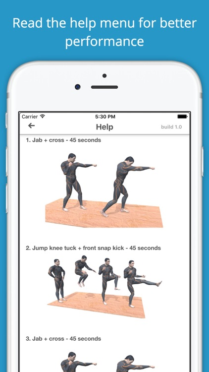 Martial Arts Workout Challenge PRO - Build Muscles screenshot-4