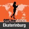 Ekaterinburg 离线地图和旅行指南