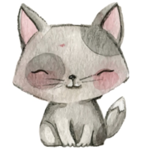 Cat Stickers Pack For iMessage App Store