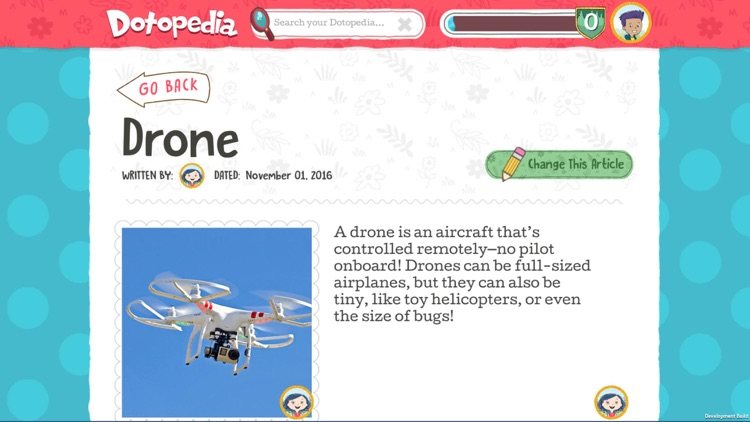 Dotopedia screenshot-3