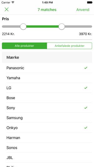 Forbrugerrådet Tænk i App Store