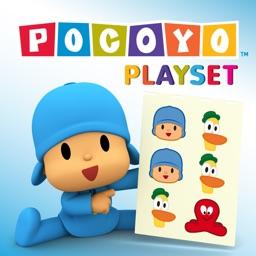 Pocoyo Playset - Patterns