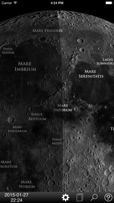 Moon Chartのおすすめ画像2