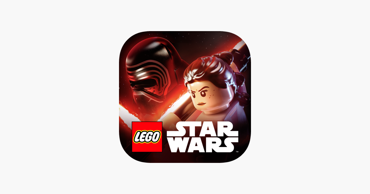 App Store: LEGO® <b>Star Wars</b>™: The <b>Force Awakens</b>