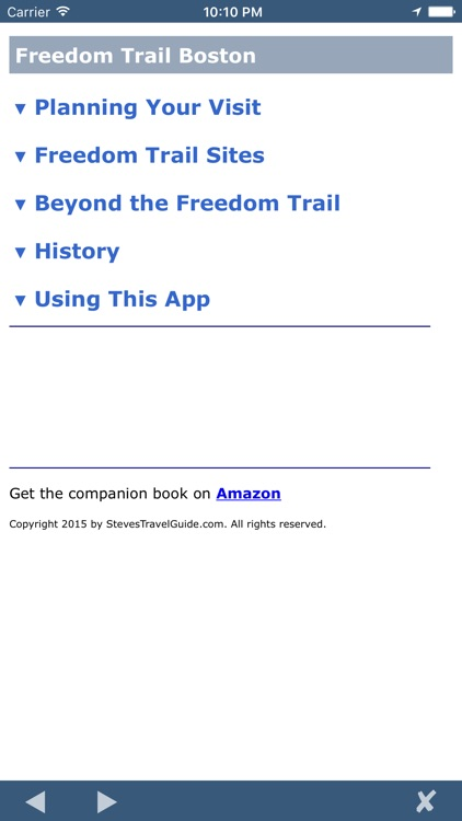 Freedom Trail Boston screenshot-3