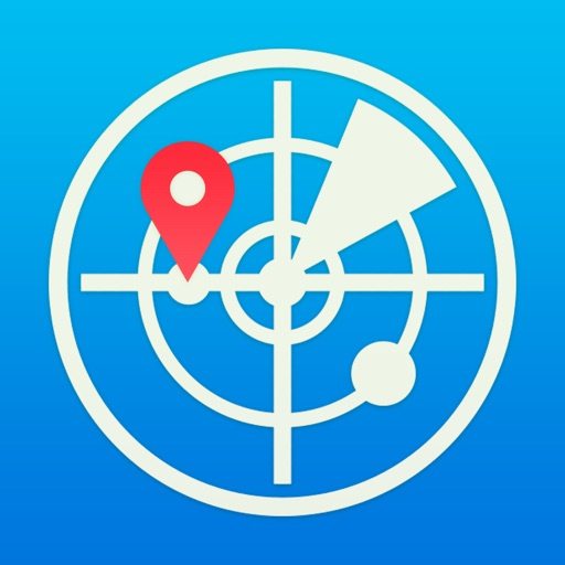 PokéMap - Map for Pokémon GO Lite icon