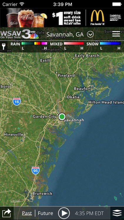 WSAV STORM TEAM 3 WEATHER NETWORK APP