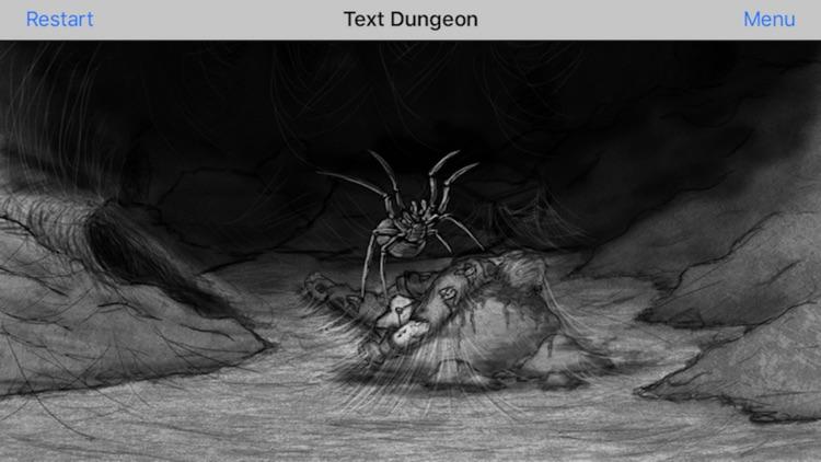 Text Dungeon screenshot-4