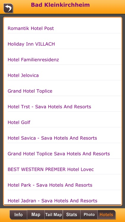 Austria Ski Resorts screenshot-4