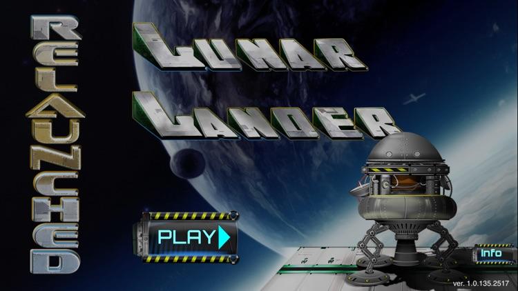 Lunar Lander Relaunched screenshot-4