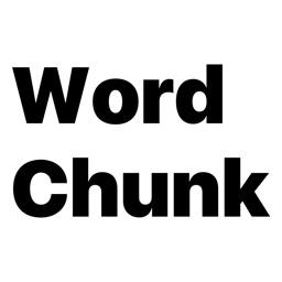 Word Chunk