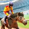 マイ 馬 ワールド。楽しい 3D 競馬 動物 レース ゲーム 無料 アプリ
