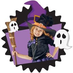 Halloween Photo Frames For Kids