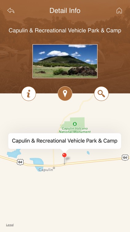 New Mexico Camping and RV Parks screenshot-3