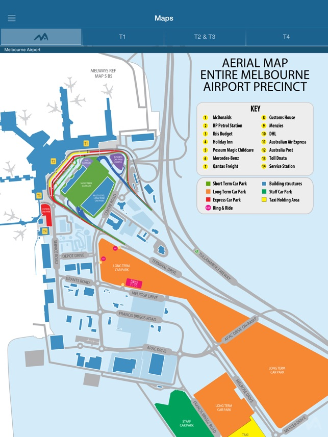 Melbourne Airport on the App Store