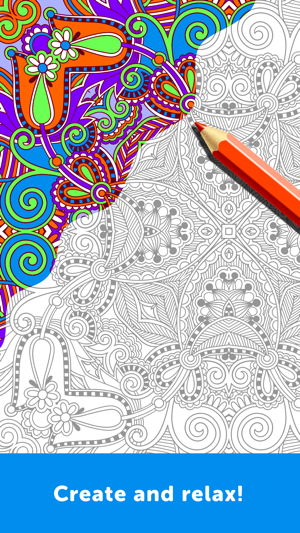 Adult Colouring On The App Store