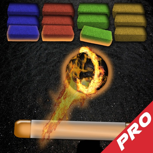 Blocks War Rock Pro - Unique Brick Breaker Game
