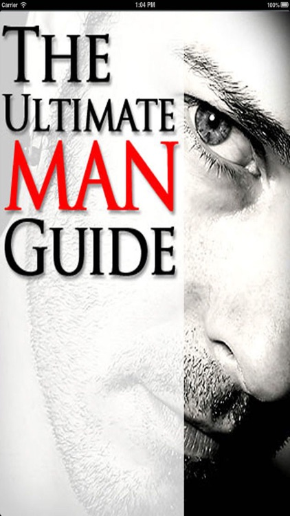 Ultimate Man Guide