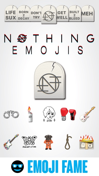 NOTHING by Emoji Fame