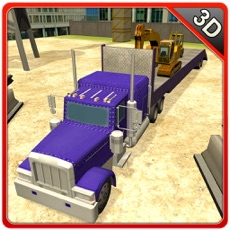 Activities of Construction Vehicle Transporter – Truck driving