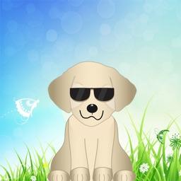 Puppy Emoji Stickers for iMessage