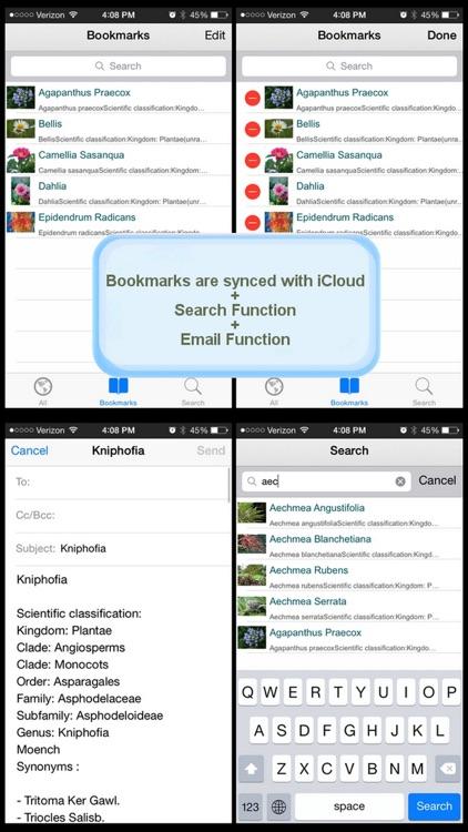 Flowers Encyclopedia Plus+ screenshot-4