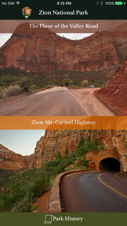 Tour of Zion