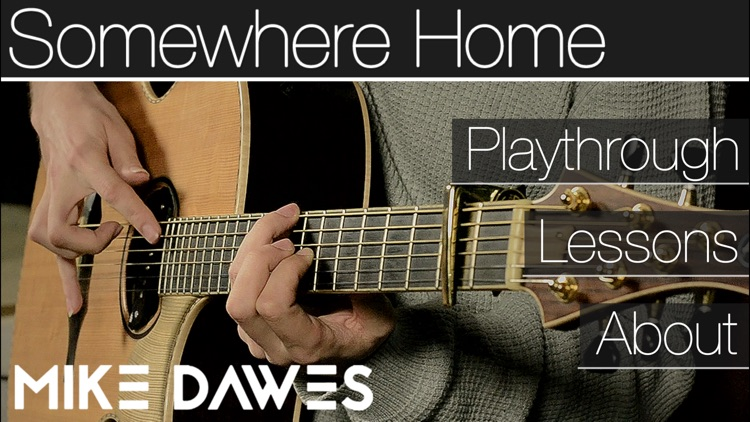Learn Somewhere Home with Mike Dawes