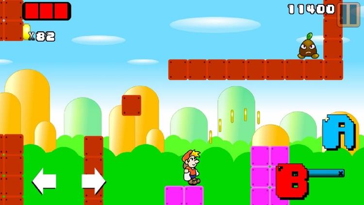 Super Adventures platform World - let it go !