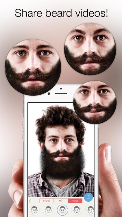 Beardify - Beard Photo Booth screenshot-3